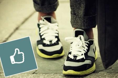 Κι όμως, τα sneakers κυριαρχούν!