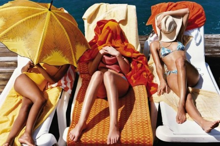 4 tips για χρυσαφένια επιδερμίδα πριν βγεις στην παραλία!