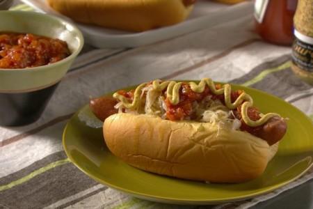 Φτιάξε το πιο νόστιμο και super υγιεινό hot dog που έχεις φάει ποτέ! (θα πάθεις την πλάκα σου)