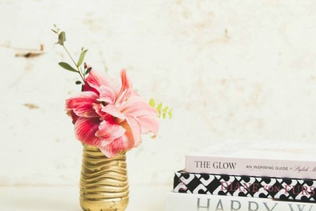 Φτιάξε μόνη σου τα πιο όμορφα βάζα λουλουδιών (χωρίς να ξοδέψεις τίποτα)!