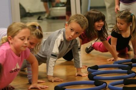 Pilates για παιδιά: Η γυμναστική με τα θεαματικά αποτελέσματα