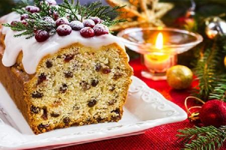 Φτιάξε μόνη σου το πιο ωραίο χριστουγεννιάτικο κέικ!