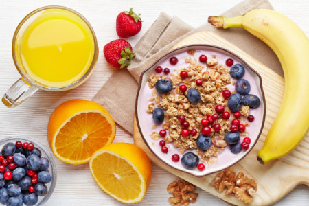 7 ιδέες πρωινού με λίγα λιπαρά για περισσότερη ενέργεια