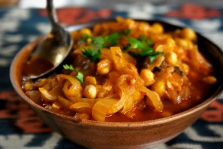 Πικάντικα μαροκινά ρεβύθια: Μια εναλλακτική συνταγή!