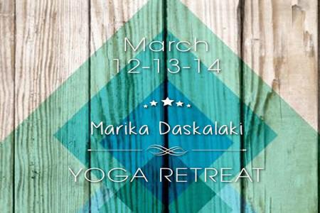 Δήλωσε συμμετοχή στο απόλυτο τριήμερο Yoga Retreat!