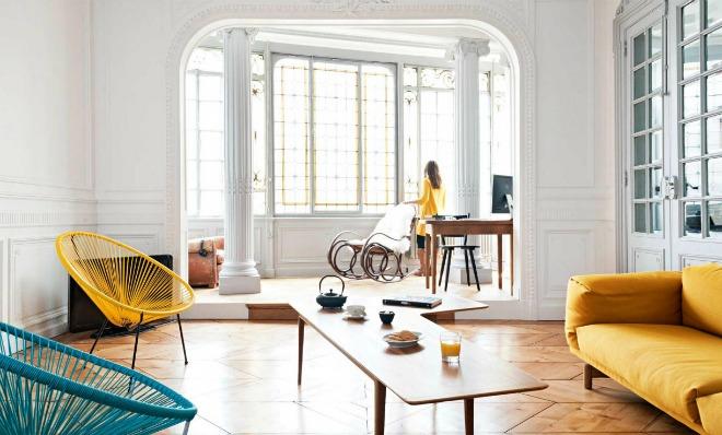 Ένα γαλλικό σπίτι που θα σου πάρει τα μυαλά! Πάρε ιδέες για το τι μπορείς να κάνεις στο δικό σου.