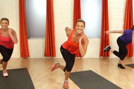 Κάψε περισσότερες θερμίδες και χάσε βάρος γρήγορα με αυτήν την άσκηση Tabata!