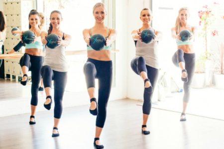 Xtend Barre: Όταν το μπαλέτο συναντάει το pilates!