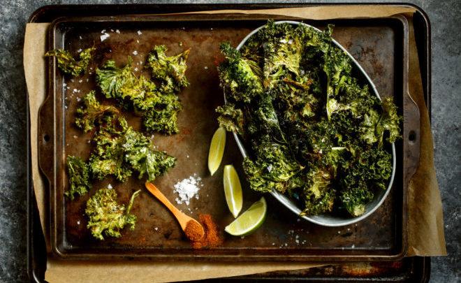 Kale Chips: Το πιο υγιεινό σνακ για όλες τις ώρες!