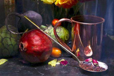 Ρόδι: Το φρούτο της ζωής και της καλής τύχης σου αποκαλύπτεται!