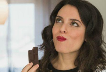 Δεν μπορείς να σταματήσεις να τρως σοκολάτα; Δεν είναι καθόλου κακό...