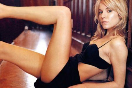 Το μυστικό της Sienna Miller για απίστευτα γυμνασμένα πόδια!