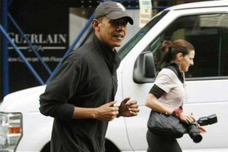 Η λίστα του Ομπάμα! Αυτό είναι το playlist που ακούει όταν κάνει προπόνηση!