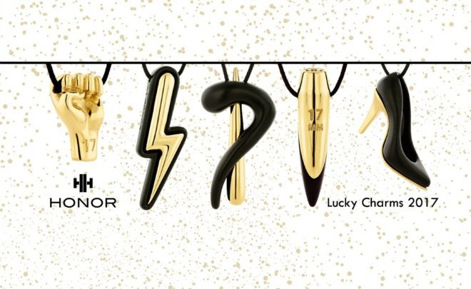 Honor Lucky Charms 2017: Κέρδισε το γούρι της χρονιάς!