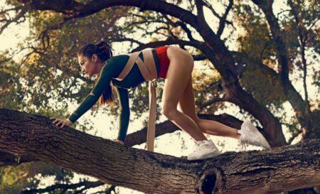 Δες την απίστευτα δύσκολη προπόνηση που κάνει η Shay Mitchell!