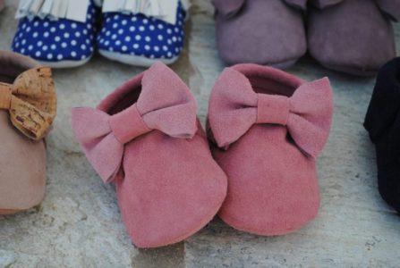ohmyhug: Τα πρώτα παπουτσάκια της μπέμπας!!!