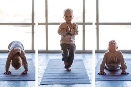 Kids Yoga: Γιατί πρέπει να πας το παιδί σου -έστω για μια φορά- σε ένα μάθημα Υoga!