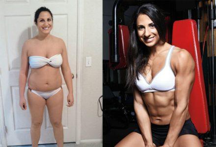 Success Story: Πώς αυτή η νέα μητέρα κατάφερε να πάει το σώμα της σε άλλο επίπεδο!
